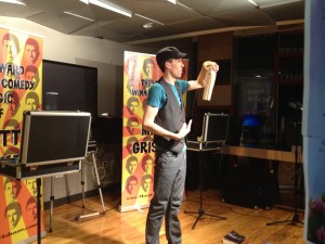 Magician Matt Grisham